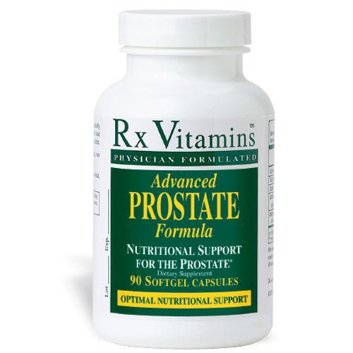 Rx Vitamins - Advanced Prostate 90 Softgels|||