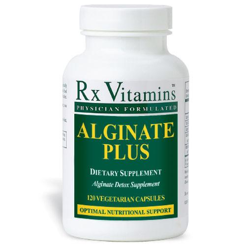 Rx Vitamins Alginate Plus 120 VCaps|||
