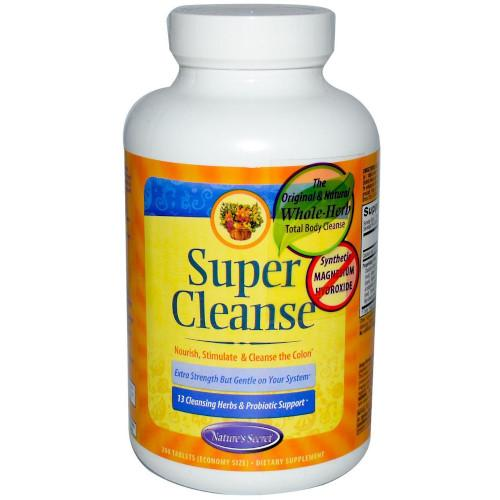 Nature's Secret Super Cleanse 200 Tabs-Nature's Secret-Ur Vitamins