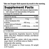 Pure Vitamins B 6-9-12 Drops 2 Fluid Ounces-PURE VITAMINS-Ur Vitamins