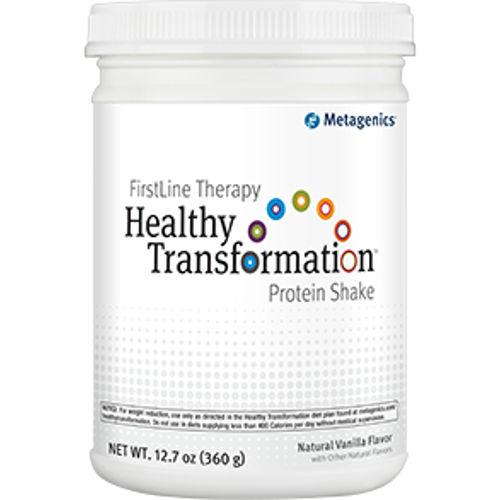 Metagenics - Healthy Transformation Chocolate Protein Shake 10servings|