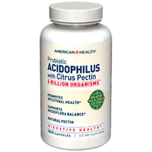 Probiotic Acidophilus With Pectin 100 Caps