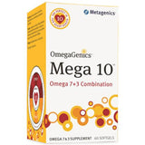 Metagenics OmegaGenics Mega 10 60 Softgels||