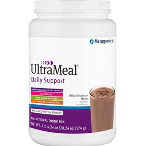 Metagenics UltraMeal Daily Support Chocolate||