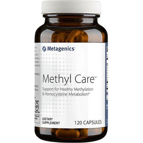 Metagenics Methyl Care 120 Caps|Metagenics - Vessel Care 120 Caps New Formula||||||