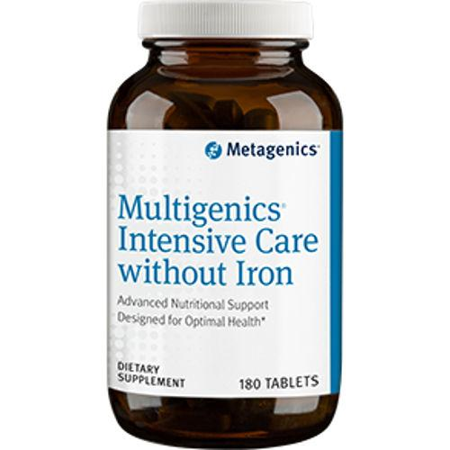 Multigenics Intensive Care without Iron 180 tabs|||Metagenics - Multigenics Intensive Care 180 tabs|