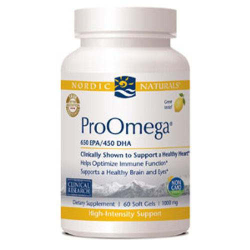 Nordic Naturals ProOmega Lemon 60 Softgels||Megafood - Pure Cranberry - 60 Tablets