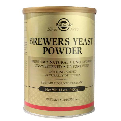 Solgar Brewer's Yeast Powder 14 oz