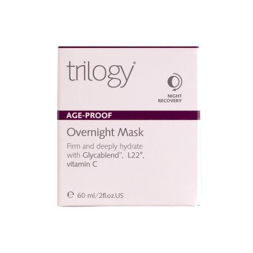 Trilogy Overnight Mask 60 ml