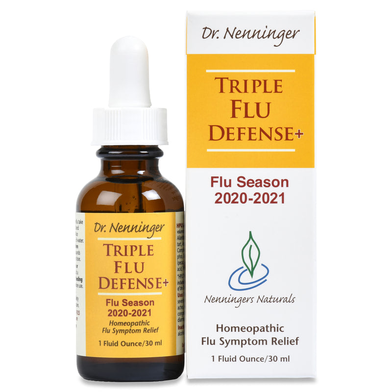 Triple Flu Defense 1 floz