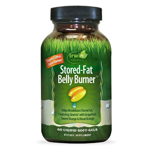 Irwin Naturals Stored Fat Belly Burner 60 Softgels-Irwin Naturals-Ur Vitamins