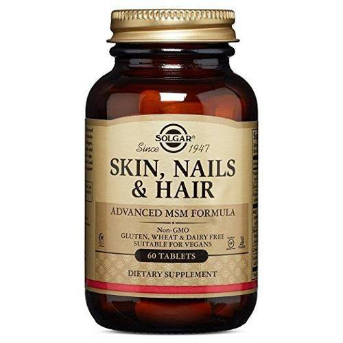 Solgar - Skin, Nails & Hair 60 Tablets