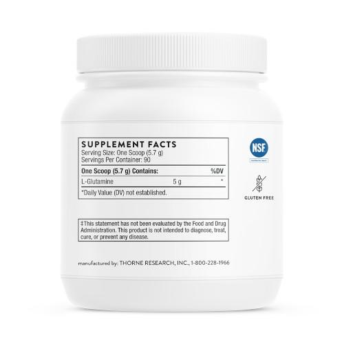 Thorne L-Glutamine Powder 18.1 oz