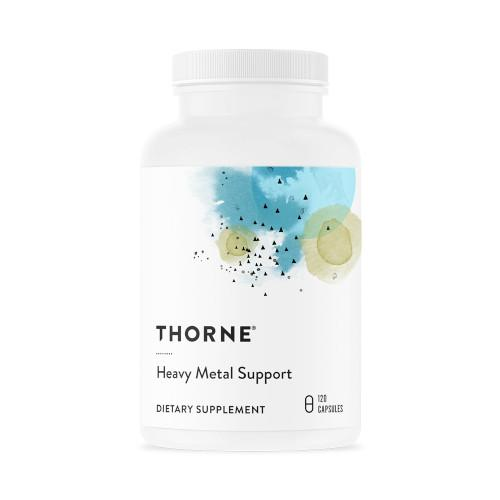 Thorne Heavy Metal Support 120 VCaps