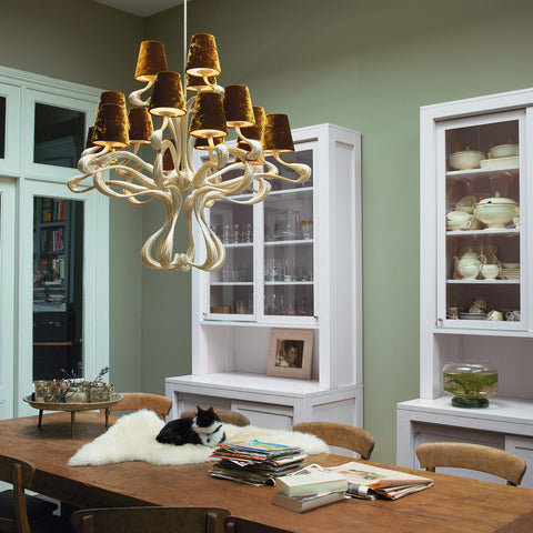 Ode 1647 Chandelier 9-light