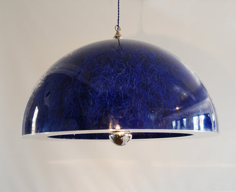 Fog Dome Chandelier