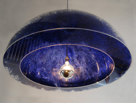 ABYU Fog Dome Chandelier