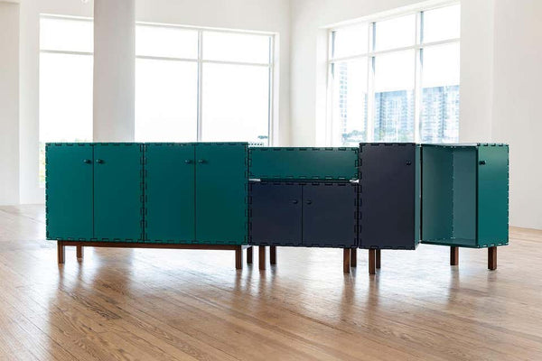 Tangara Collection, Tall Cabinet w/ Split Opening