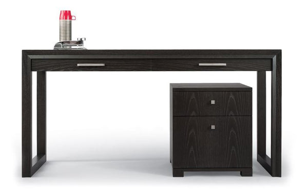 Arris Desk and Pedestal