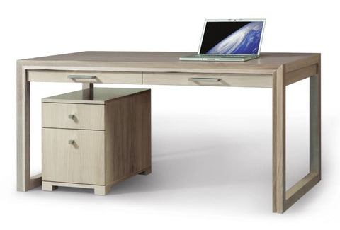 Altura - Arris Desk and Pedestal