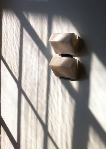 Block Double Wall Light by Edition Modern