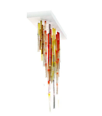 Canneto Chandelier by Seguso