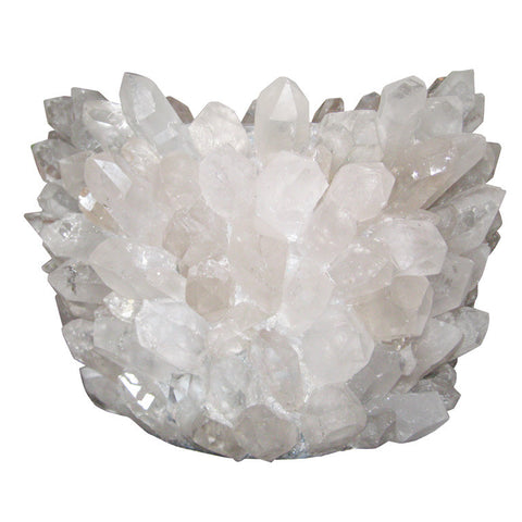 Quartz Orchid Pot