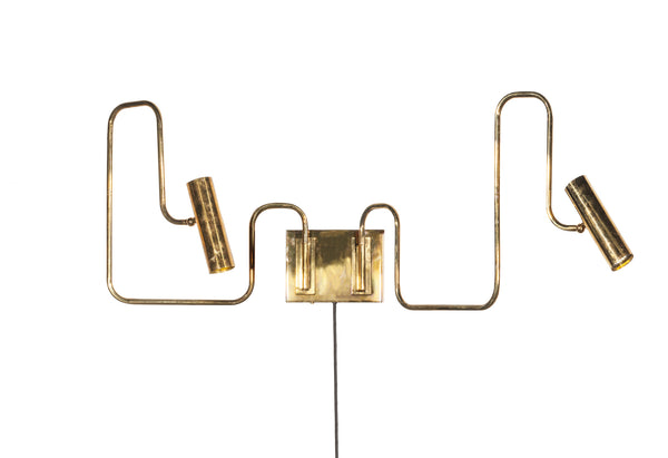 Pivot Sconce, Double Wide