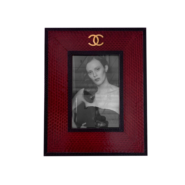 You've Been Framed - Chanel Red