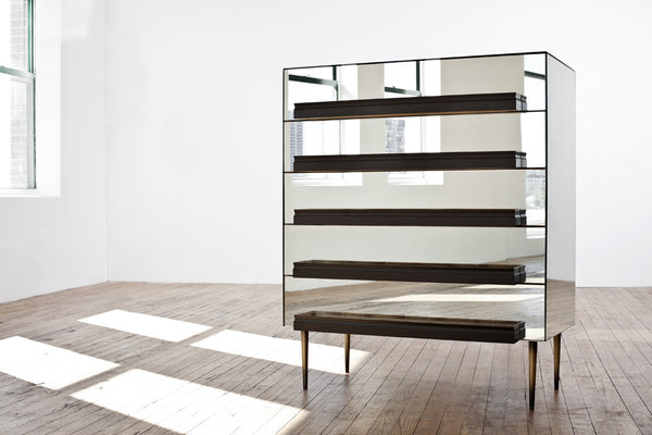 Illusion Collection, Tall Chest/Dresser