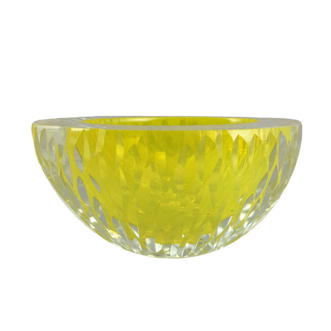 Large Oval Murano Bowl