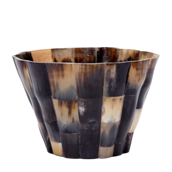 Ribbed Horn Planter