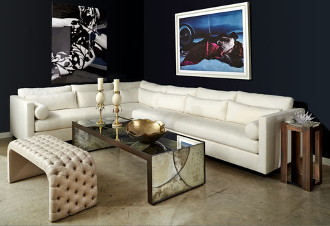 Nisi B - Meridian Sectional Sofa