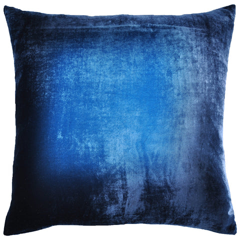 Nisi B - Silk Velvet Pillow, Midnight