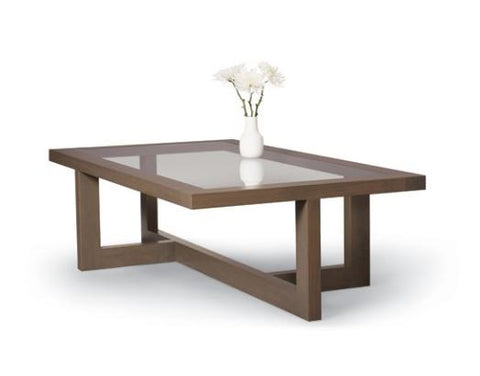 Offset Cocktail Table