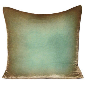 Silk Velvet Pillow, Antique