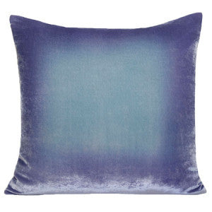 Silk Velvet Pillow, Lilac