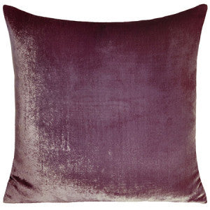 Silk Velvet Pillow, Dove