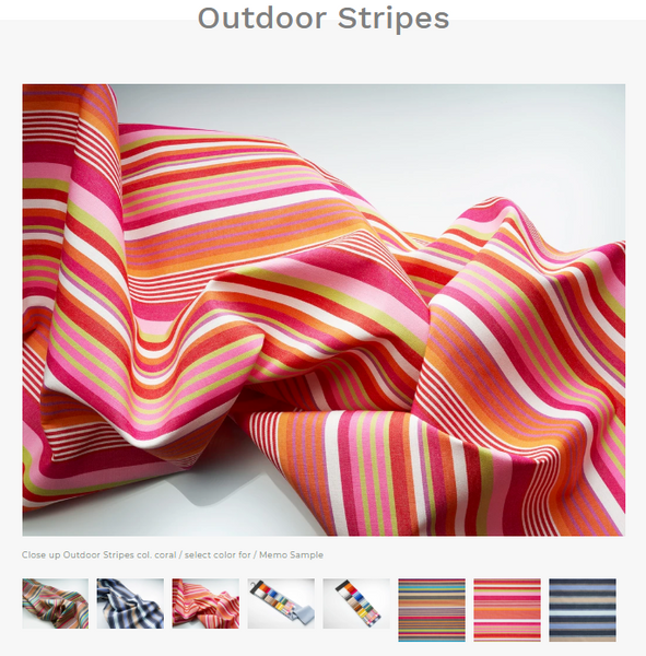 Outdoor Stripes