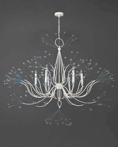 Splashing Water 54 Chandelier