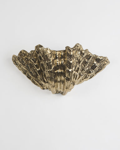Rocaille Bronze Sconce