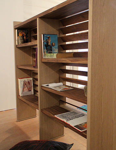 Satori Custom Floating Bookcase