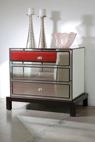 Nisi B - Valentino Mirrored Chest