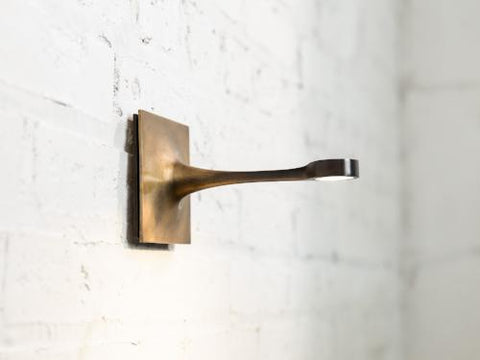 Wall Sconce with long taper