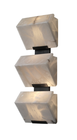 Block Triple Wall Light by Edition Modern