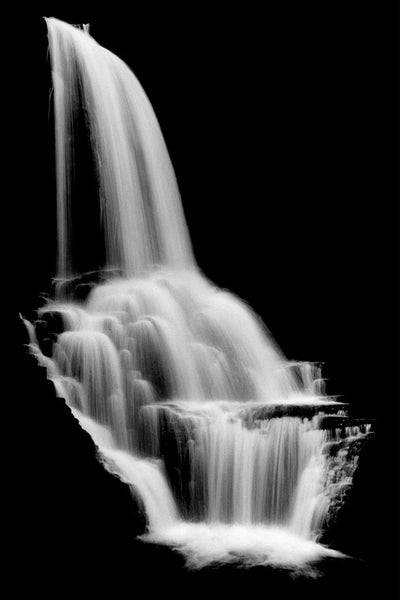 Waterfall 1 by Simon Chaput