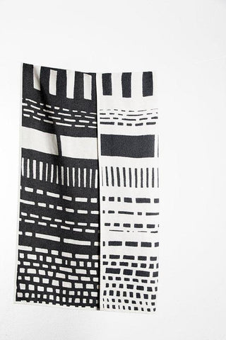 CoopDPS Sketch 1 Blanket / Throw by Nathalie Du Pasquier & George Sowden
