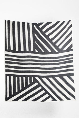 CoopDPS Sketch 3 Blanket / Throw by Nathalie Du Pasquier & George Sowden