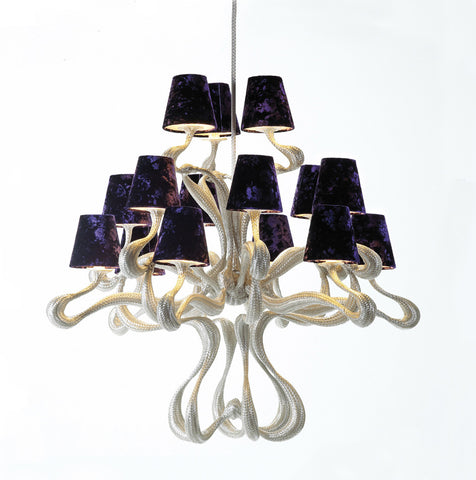 Ode 1647 Chandelier 15-Light