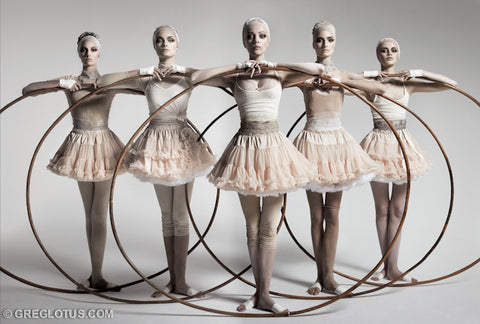 "Greg Lotus  ""Hoops Ballet"""
